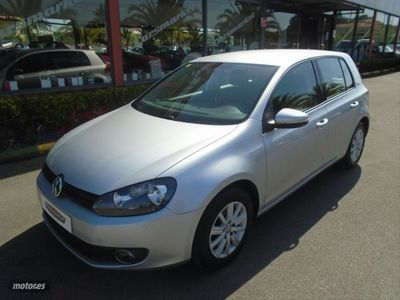 usado VW Golf 1.6TDI CR Advance 90