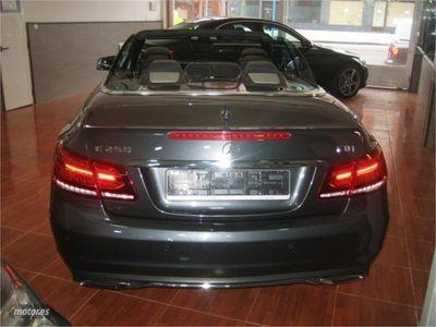 gebraucht Mercedes E250 Clase E Cabrio