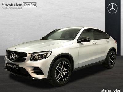 usado Mercedes GLC250 Clase GLC4Matic Coupe