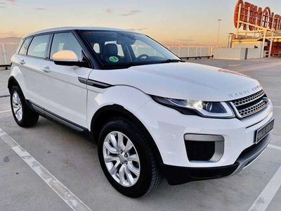usado Land Rover Range Rover evoque 2.0 TD4 4x4 SE AUTOMÁTICO