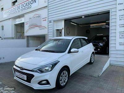 usado Hyundai i20 1.2 MPI 55kW 75CV Essence LE