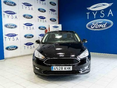 usado Ford Focus 1.0 ECOBOOST 92KW TREND+ 125 5P