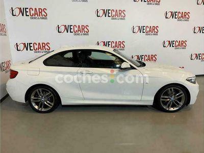 usado BMW 218 Serie 2 da Coupé 150 cv en Pontevedra