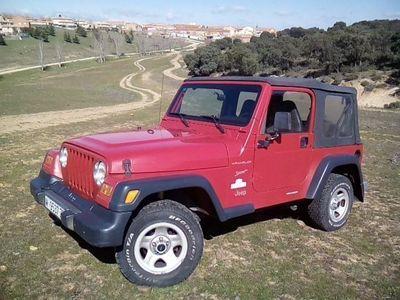 used Jeep Wrangler 2.5 Soft Top