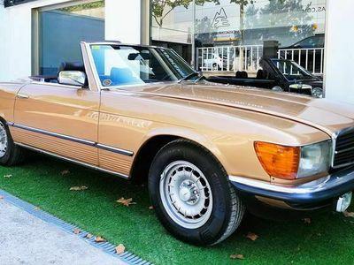 usado Mercedes SL280 1981