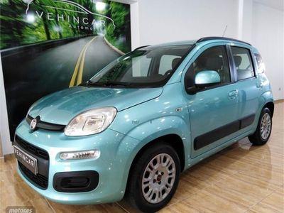 gebraucht Fiat Panda 1.2 Lounge 69cv EU6