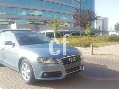 usado Audi A4 Avant 2.0 TDI 143cv multitronic