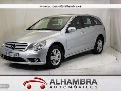 usado Mercedes R350 Clase4M Aut.