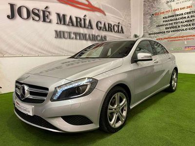 usado Mercedes A180 CDI BE Style 7G-DCT