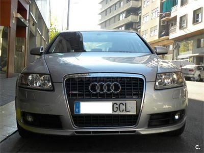 usado Audi A6 2.0 Tdi Dpf 4p. -08