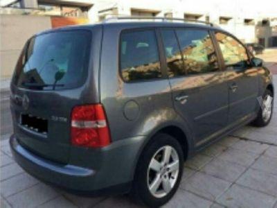 usado VW Touran 2.0 TDI 140 Traveller -06
