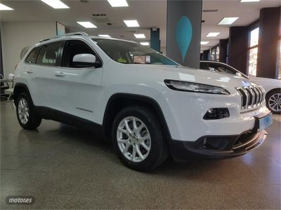 brugt Jeep Cherokee 2.0 CRD 140 CV Limited 4x2