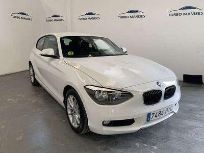 usado BMW 116 Serie 1 d Efficient Dynamics