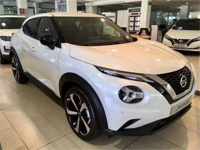 usado Nissan Juke DIG-T 86 kW (117 CV) 6 M/T TEKNA