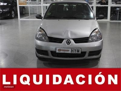 brugt Renault Clio Campus Authentique 1.2