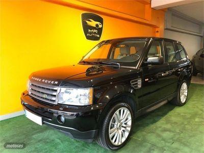 usado Land Rover Range Rover Sport 2.7 TD V6 SE