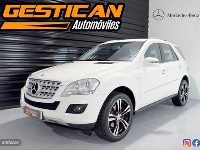 usado Mercedes ML300 Clase MCDI 4M BE Executive