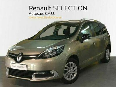 usado Renault Scénic Grand 1.5dCi Energy Limited 7pl.