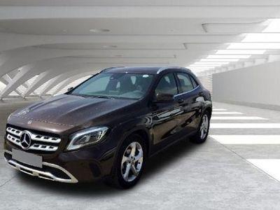 usado Mercedes GLA220 ClaseUrban 7G-DCT