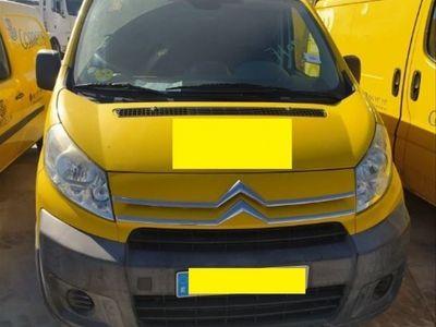 usado Citroën Jumpy 1.6 HDi 92