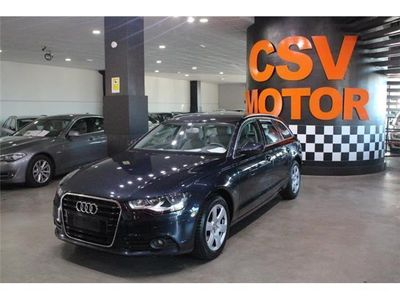 usado Audi A6 AVANT 3.0TDI 204CV MULTITRONIC **389€/MES**