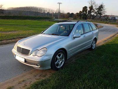 usado Mercedes C200 Familiar CDI Avantgarde