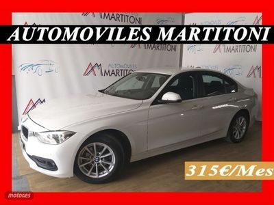 usado BMW 318 Serie 3 dA Business