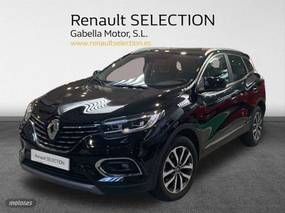 usado Renault Kadjar Zen GPF TCe 103kW 140CV EDC