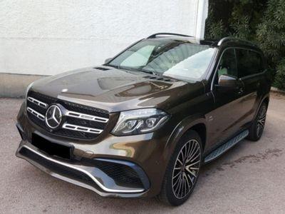 "second-hand Mercedes GLS63 AMG 4Matic Aut. TECHOPANO/ CAM 360º/HEADUP/22"""