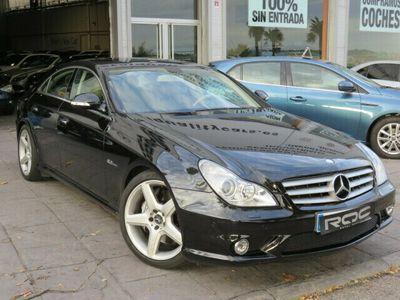 usado Mercedes CLS63 AMG ClaseAMG Aut. 514 CV