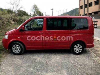 usado VW Multivan 2.5tdi Comfortline 130 cv en Barcelona