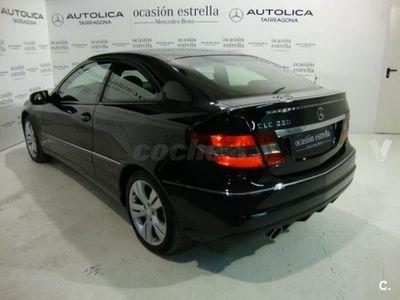usado Mercedes CLC220 Clase ClcCdi Style Edition 3p. -10