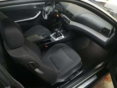 begagnad BMW 325 Serie 3 E46 Coupé