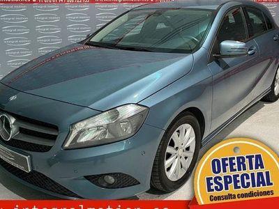 usado Mercedes 180 CDI BlueEFFICIENCY Style