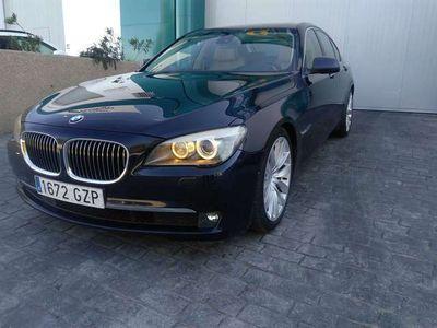 usado BMW 730 Serie 7 F01 Diesel