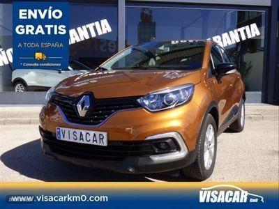 usado Renault Captur Limited TCe 66kW 90CV 18