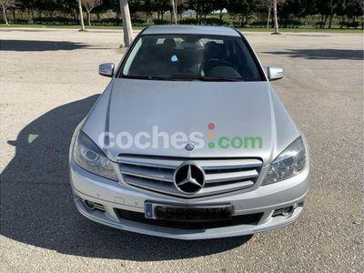 usado Mercedes C220 di Be (4.75)