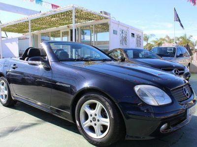 usado Mercedes SLK200 SLK ClaseKompressor