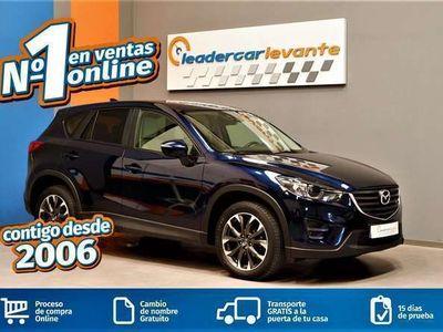 usado Mazda CX-5 2.2 150cv DE 4WD AT Luxury + Prem. (CB)