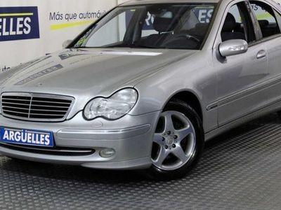 usado Mercedes 170 Clase C CDI AUT AVANTGARDEMUY EQUIPADO