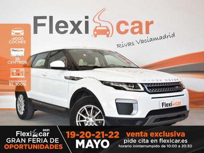 usado Land Rover Range Rover evoque 2.0L eD4 Diesel 150CV 4x2 Pure 5p