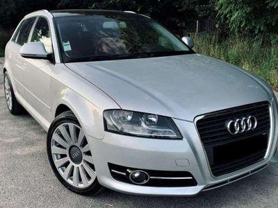 usado Audi A3 Sportback 2.0TDI Attraction Q. DPF
