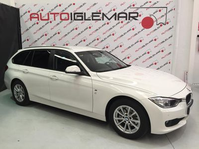 usado BMW 318 F31 Touring Diesel (284€/MES) IVA DEDUCIBLE.