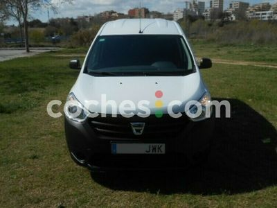 usado Dacia Dokker 1.5dci Ambiance N1 66kw 90 cv en Barcelona