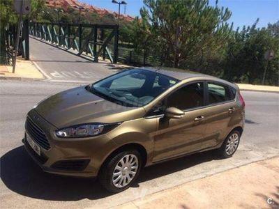 usado Ford Fiesta 1.0 Ecoboost 100cv Powershift Trend 5p 5p. -14