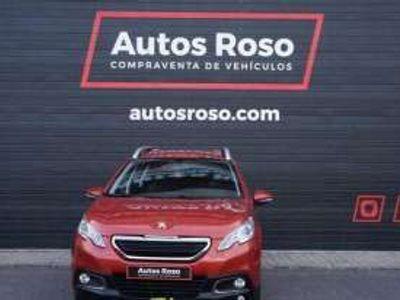 usado Peugeot 2008 Gasolina