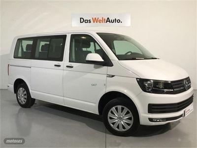 begagnad VW Caravelle -