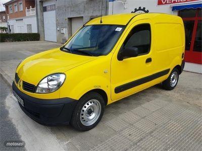 brugt Renault Kangoo Base 1.5dCi 60cv