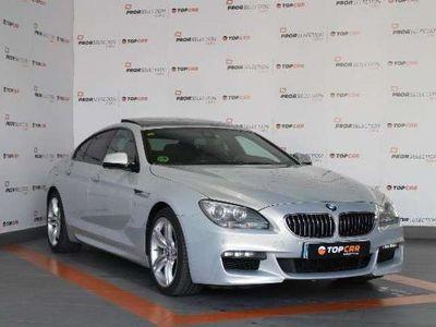 usado BMW 640 3.0 I AUTO GRAN COUPE 4P