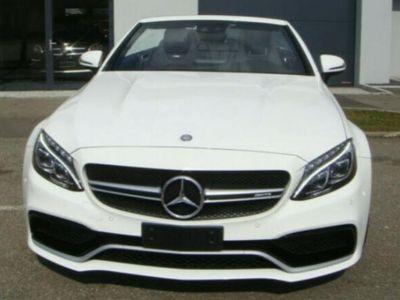 usado Mercedes C63 AMG AMG S Cabrio *DRIVER\'S PACKAGE/COMAND*